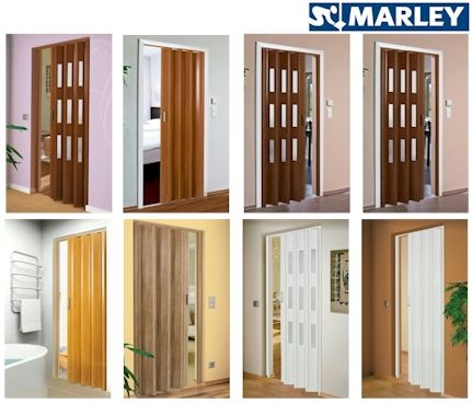 accordion doors | marley folding doors the plastic concertina accordion doors are . & accordion doors | marley folding doors the plastic concertina ... Pezcame.Com
