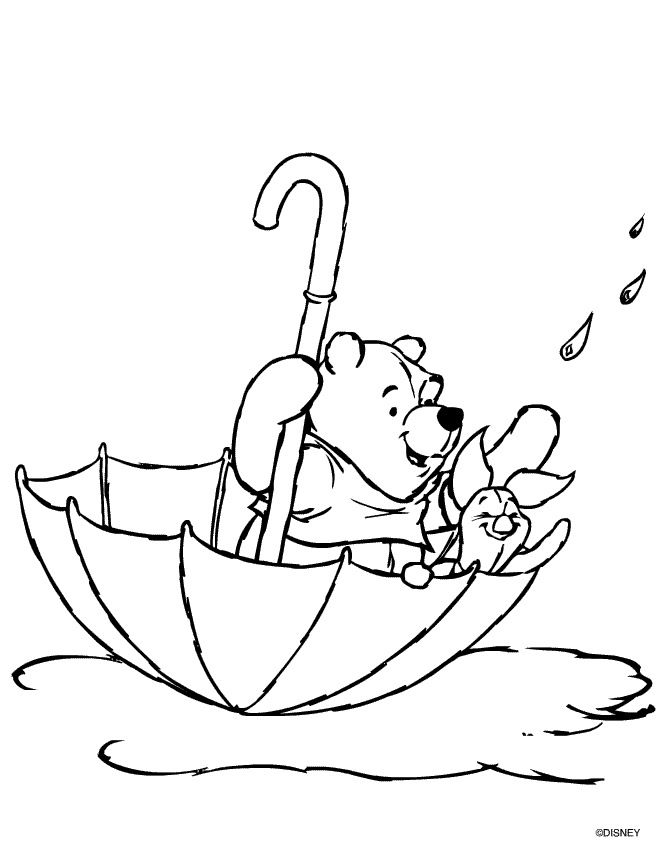 Peter Plys Tegninger Til Farvelaegning 25 Disney Coloring Pages Winnie The Pooh Pictures Spring Coloring Pages
