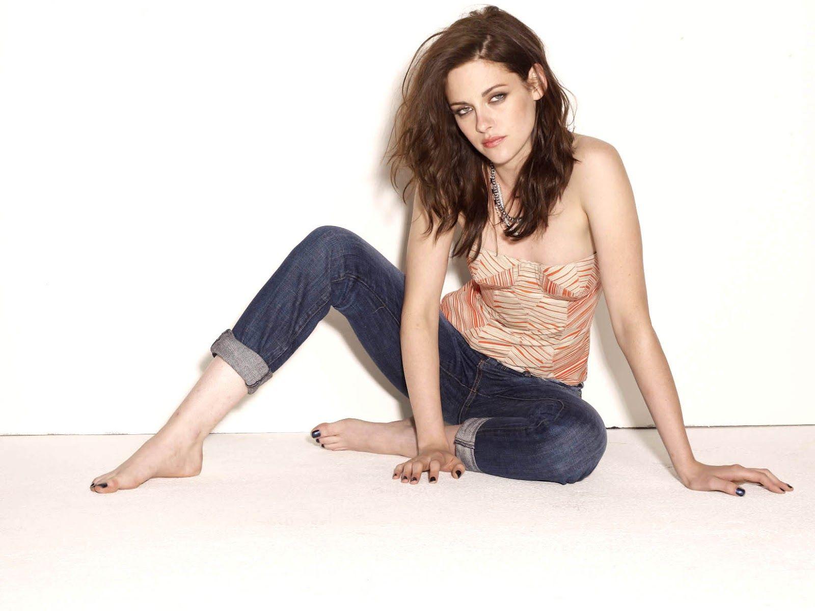 Kristen Stewart Feet Celebrity