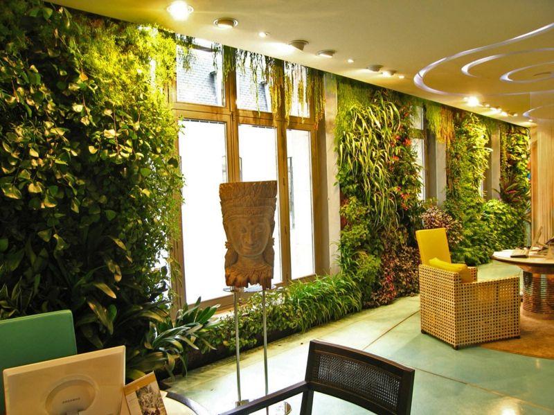 Superb Ein vertikaler Garten selber bauen Schritt f r Schritt Anleitung Garten Haus u Garten Wandverkleidung