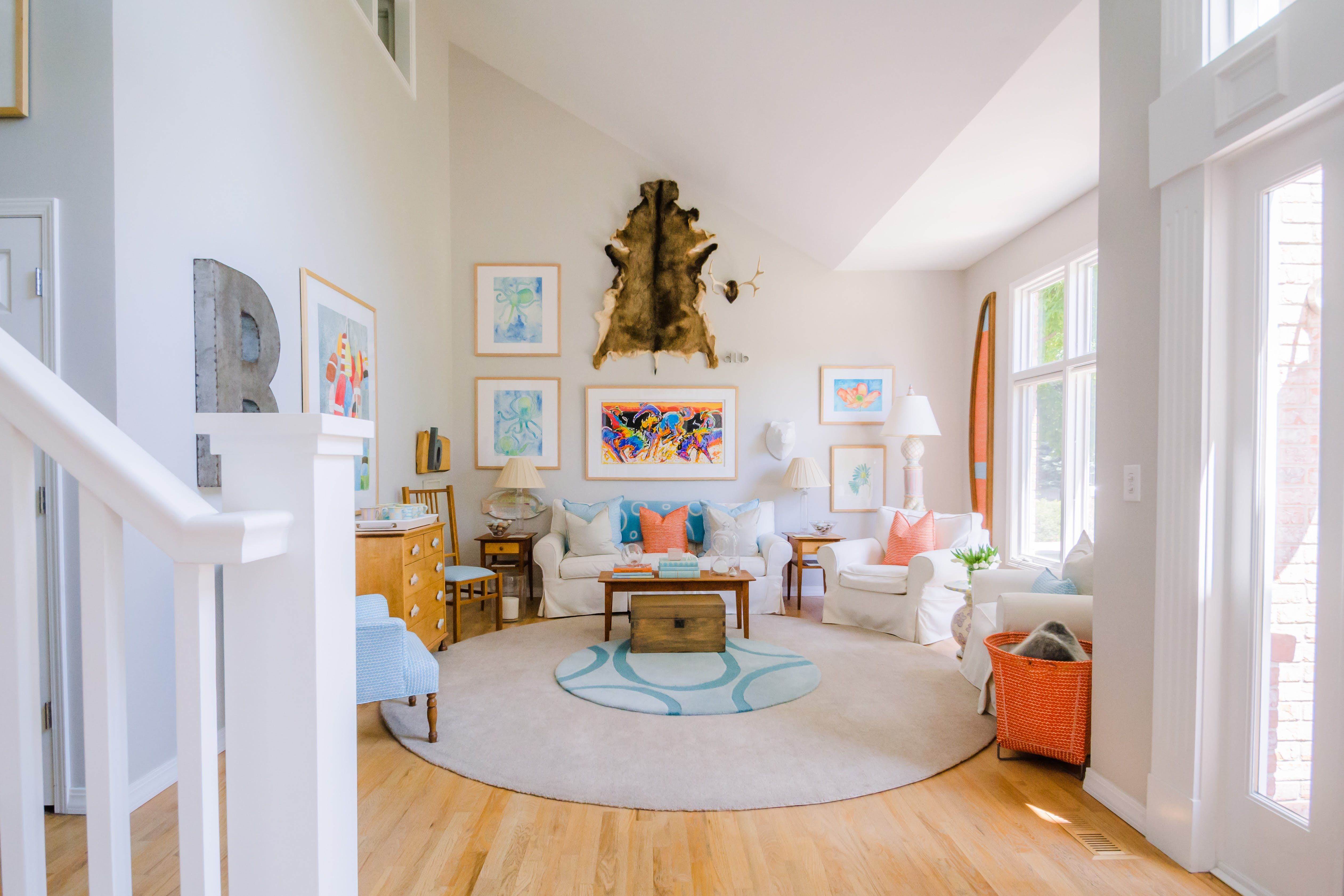College Sweethearts Create a Light, Bright Denver Home | Townhouse ...