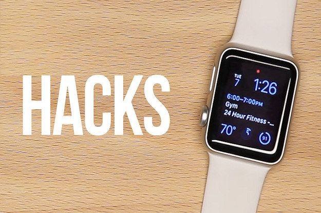 7 Things You Didn't Know The Apple Watch Can Do Apple