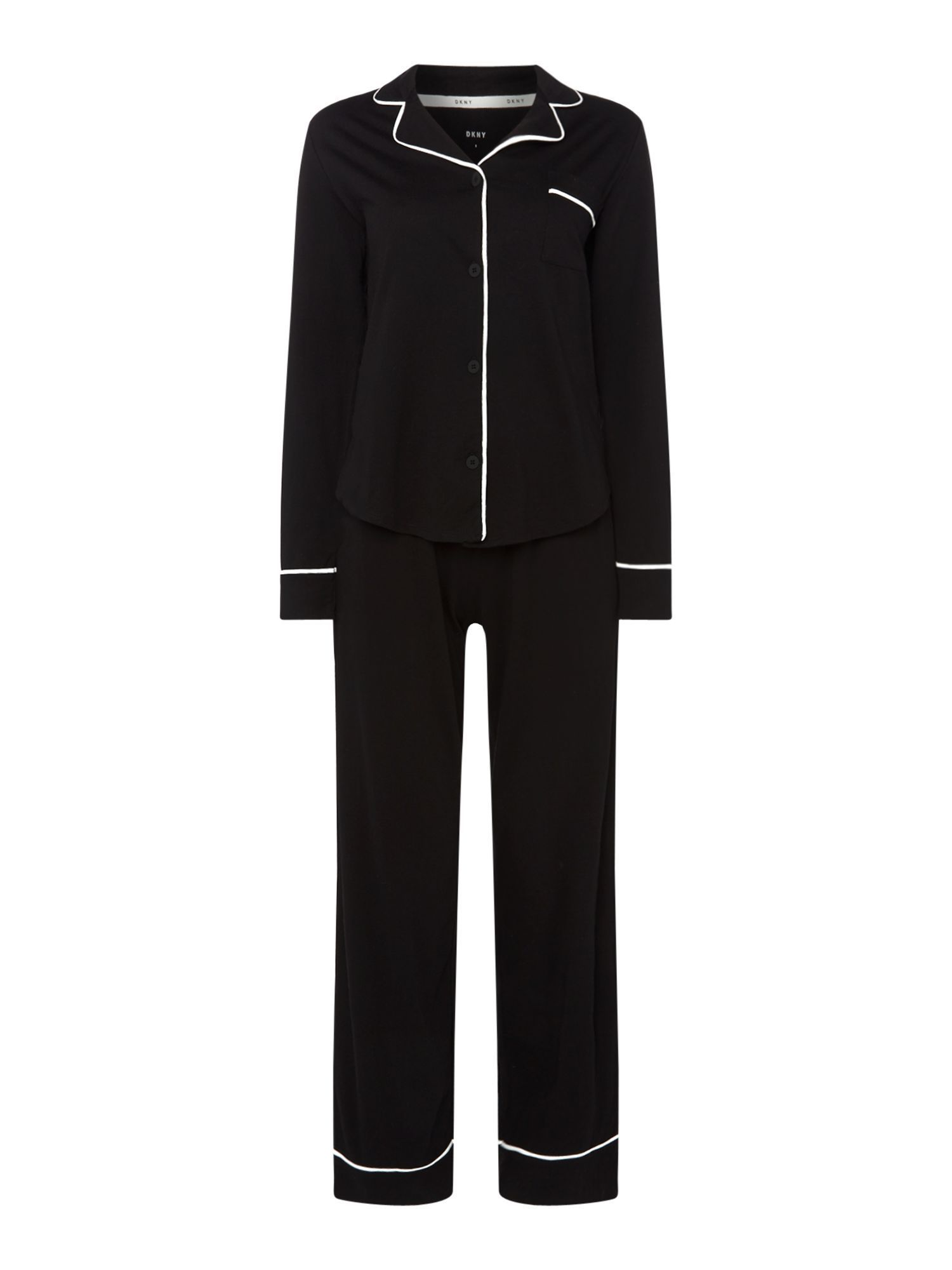 DKNY Signature Long Sleeve Top And Pant Set.  Buy your DKNY Signature online now at House of Fraser. Why not Buy and Collect in-store?