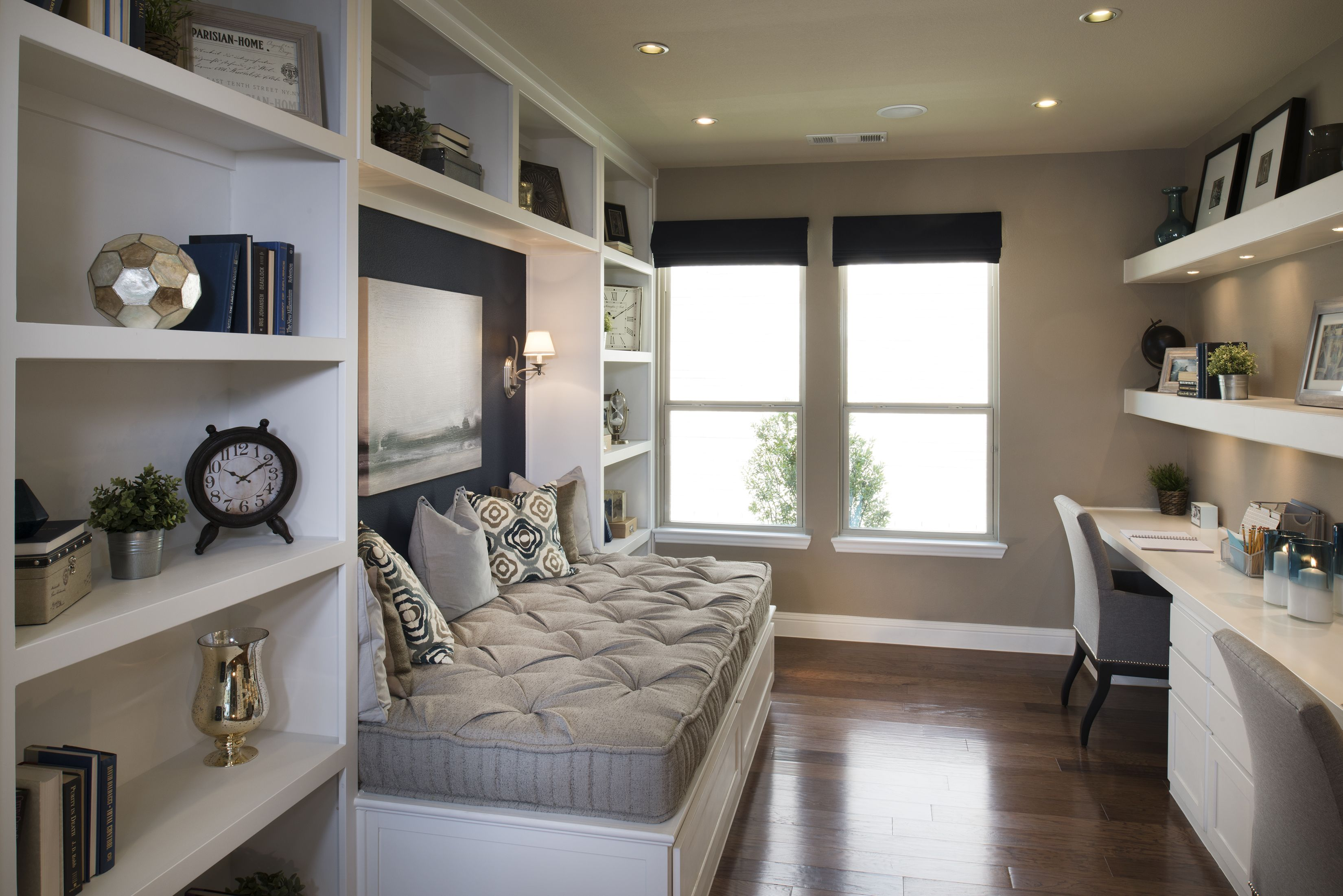 Inspiring Spaces Blog Guest bedroom office, Guest room