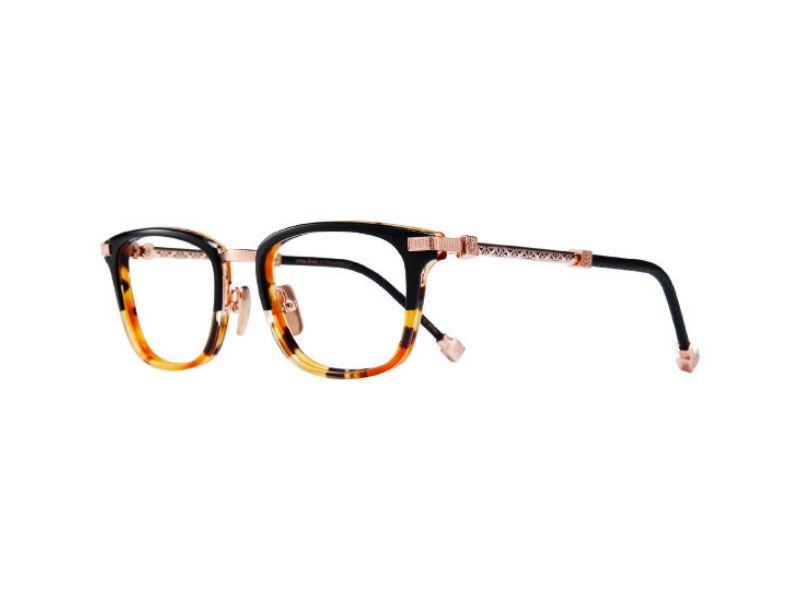 a5aea9e5ce Shamballa Eyewear KARMA II frame in Black Tortoise Tortoise