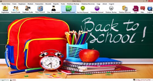 School Management System in C# | Free website templates and web ...