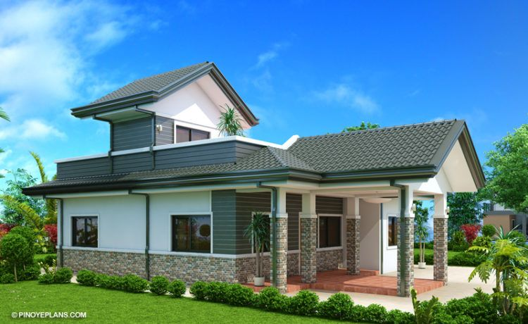 Sanjorjo model is  bedroom one storey house design with roof deck  amazing architecture also rh pinterest