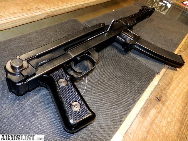 ARMSLIST - For Sale: PPS 43C - 7.62x25mm Pistol