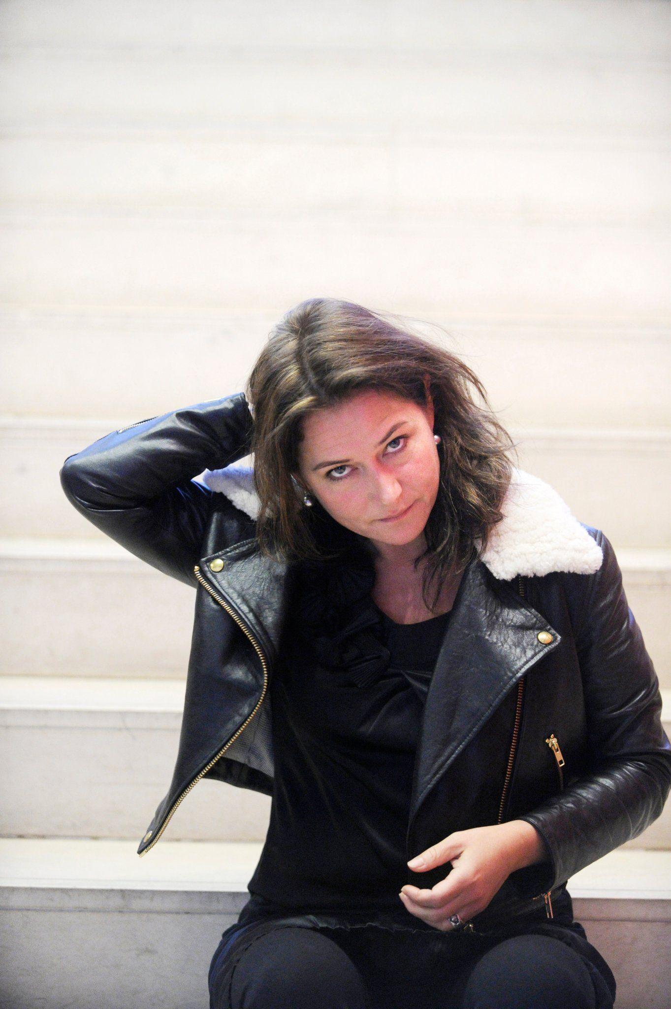 Sidse Babett Knudsen Fist saw her in the series Borgen