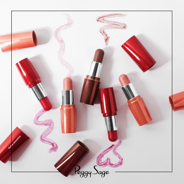 Rouges à lèvres hydra smoothie aux couleurs punchy glossy. Une belle bouche passe par une bonne hydratation, alors pourquoi ne pas allier les deux.