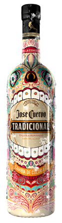 Congela tu tequila y mira como cambia de color. José Cuervo Tradicional, Manga Termosensible de edición limitada. #artemexicano #foodandtravelmx  #brevesdebebida