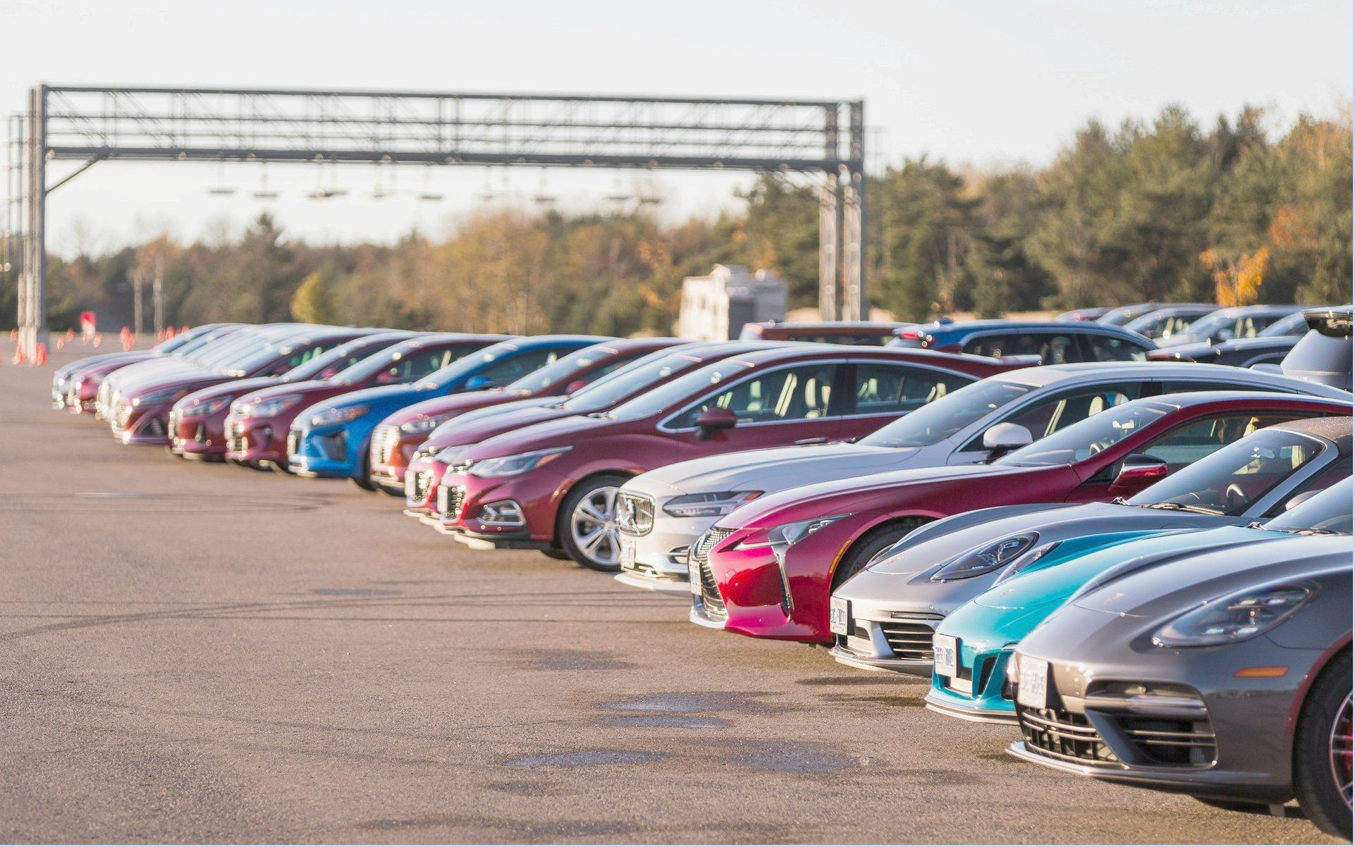 Each year, the Association of Automobile Journalists of