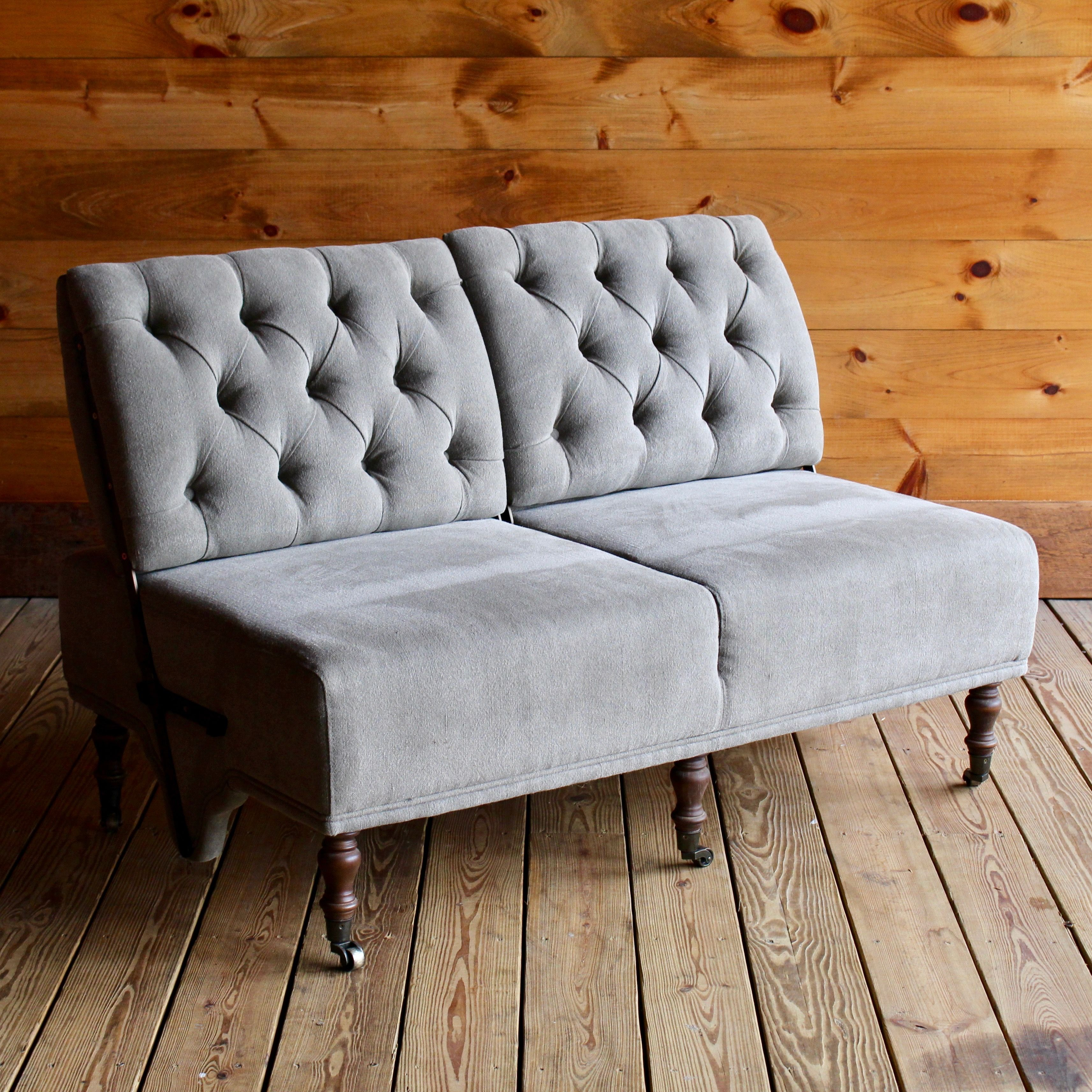 Convertible Conversation Sofa With