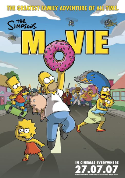 The Simpsons Movie The Simpsons Movie The Simpsons Full Movies Online Free