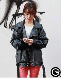 Today's Hot Pick :オーバーサイズライダースジャケット http://fashionstylep.com/SFSELFAA0012862/hkm0977jp/out GOGOSINGオリジナルライダースジャケット★ クールなモード系ライダースジャケットです。 流行のオーバーサイズアウター!! 体型カバーと同時に華奢なシルエットを演出します。 ゆるデニムやスキニーなどエッジィの効いたコーデがおすすめです◎