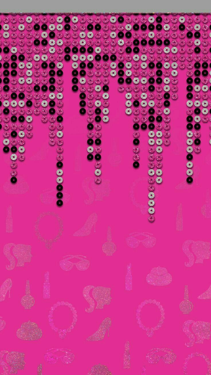O Kitty Wallpaper Pink Wallpaper Phone Backgrounds Wallpaper Backgrounds Desktop Wallpapers Iphone 3 Powder Pink Designer Wallpaper Pink