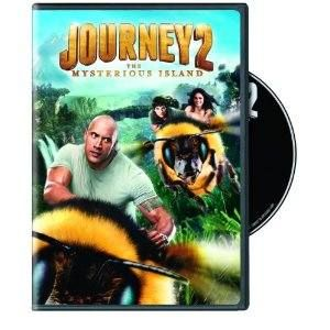 Giveaway – Journey 2: The Mysterious Island on DVD by Warner Bros