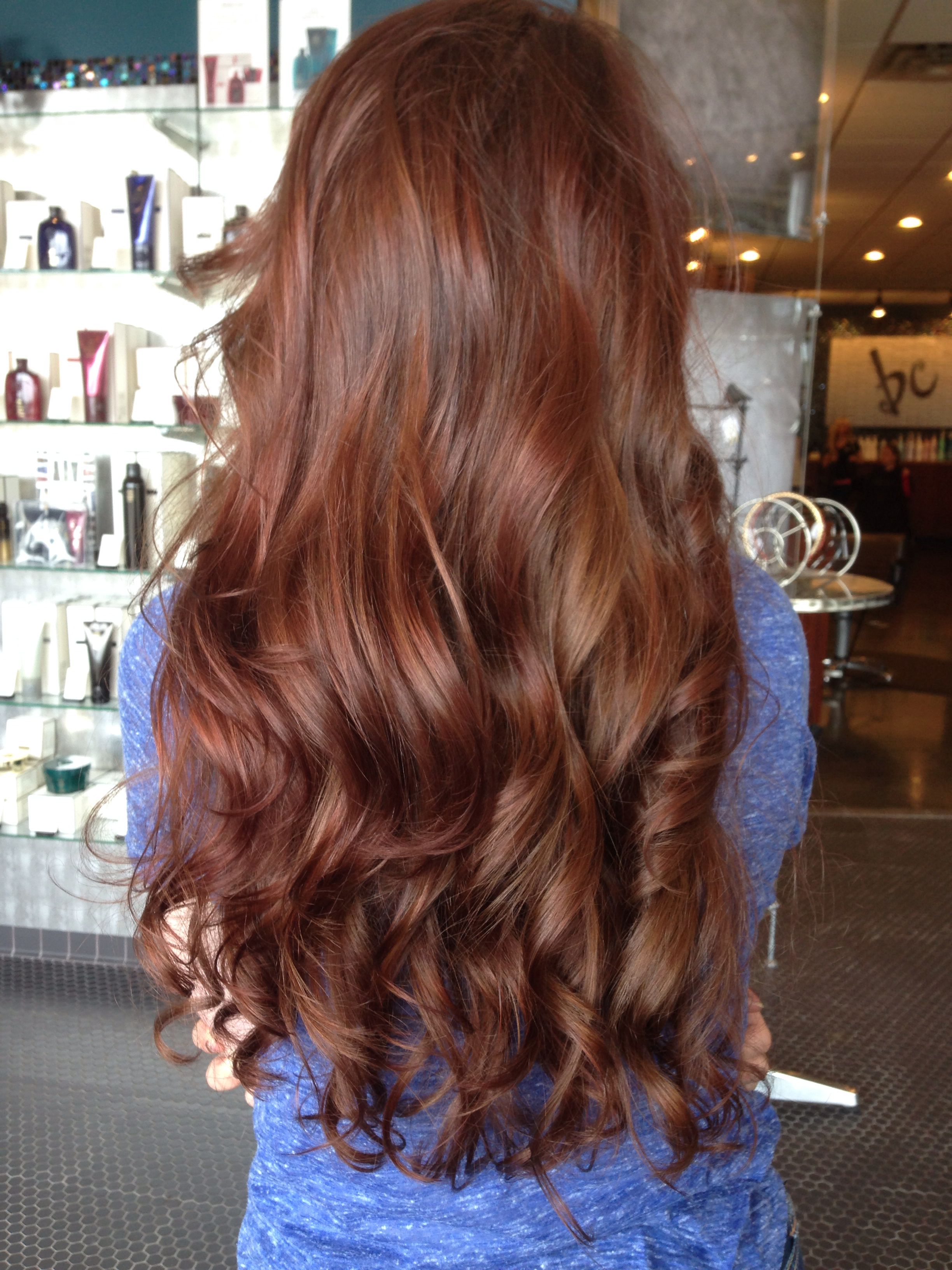 Bem Tumblr Light Hair Color Red Brown Hair Long Hair Styles