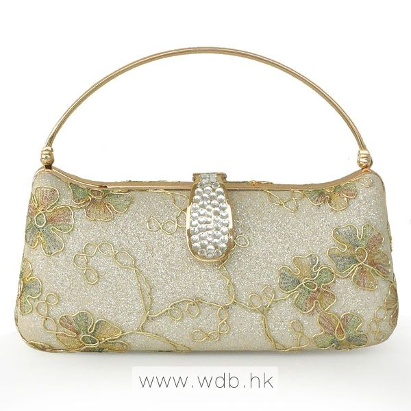Satin embellished Convertible Small Clutches $51.99