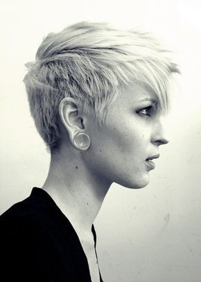 Hair Blog Dedicated To Short Hair And The Girls Who Love It Hairs