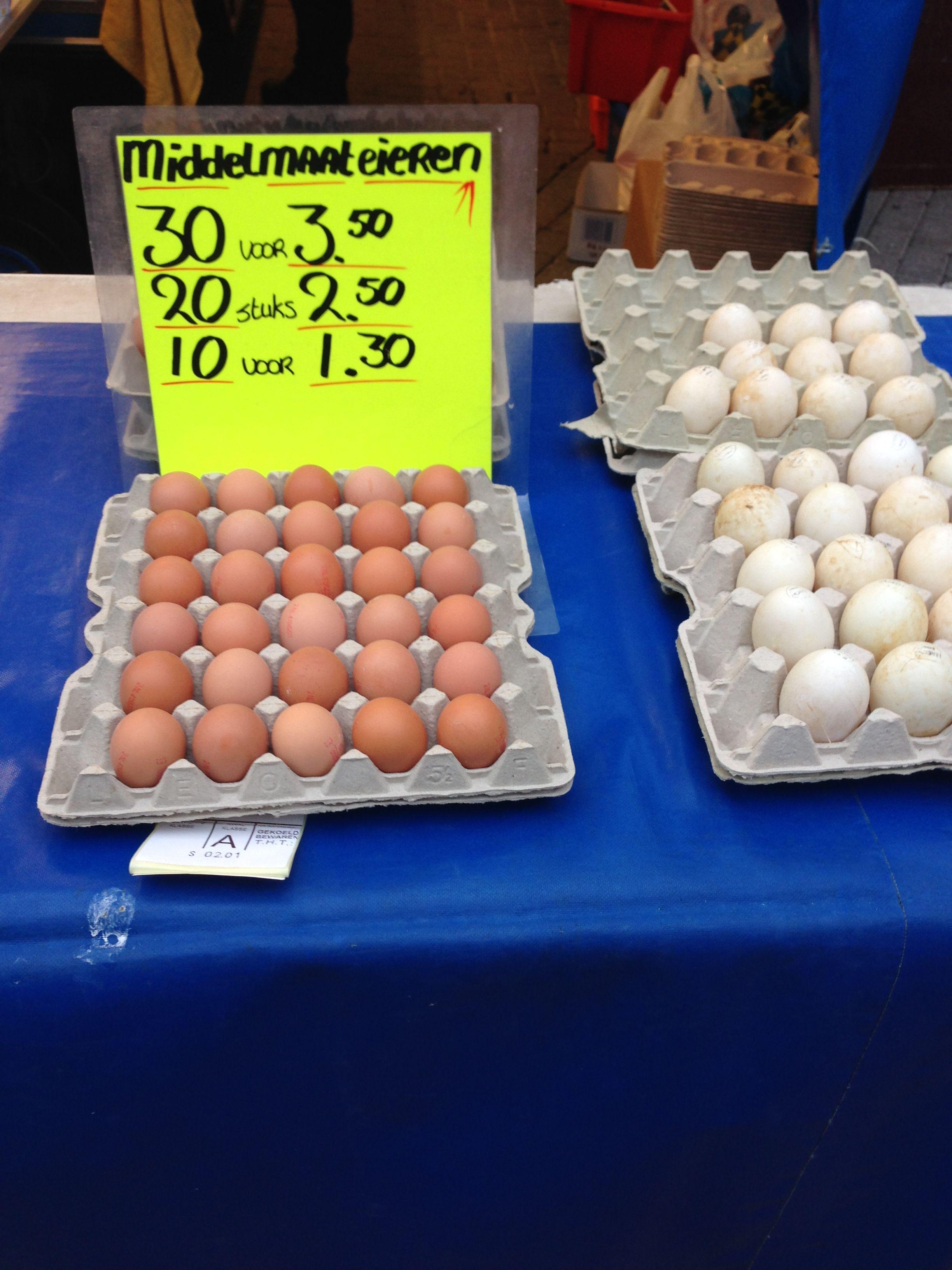 spreekwoorden met eieren