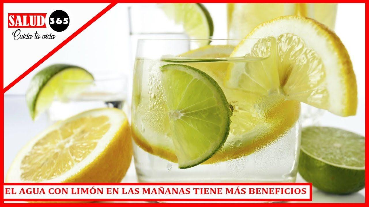 El Agua Con Limón En Las Mañanas Tiene Más Beneficios De Los Que Te Imag...