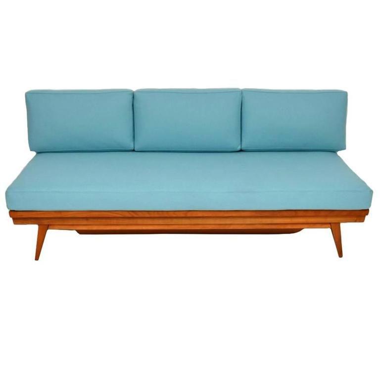 Vintage Sofa Bett Überprüfen Sie mehr unter http://stuhle.info/43105 ...