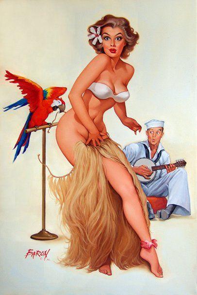 Comprar Posters Artistas Clasicos De Pin Ups Retro Vintage Art Pin Up Art Pin Up Girls Pin Up