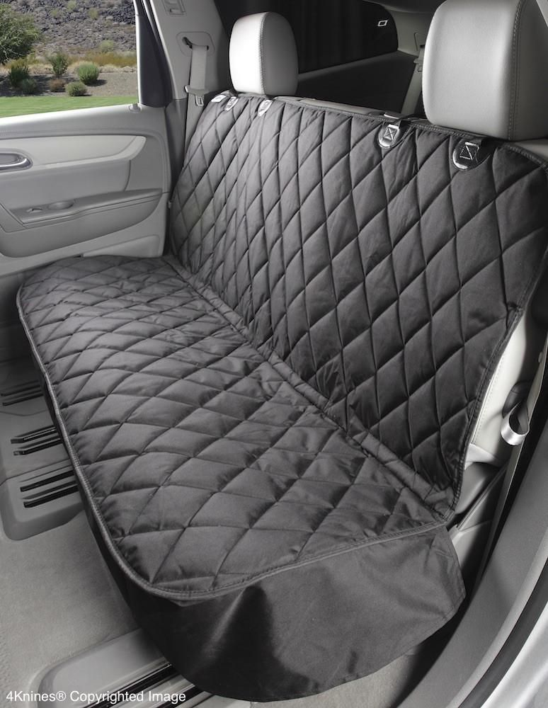 Premium Rear Seat Cover Without Hammock For Cars Small