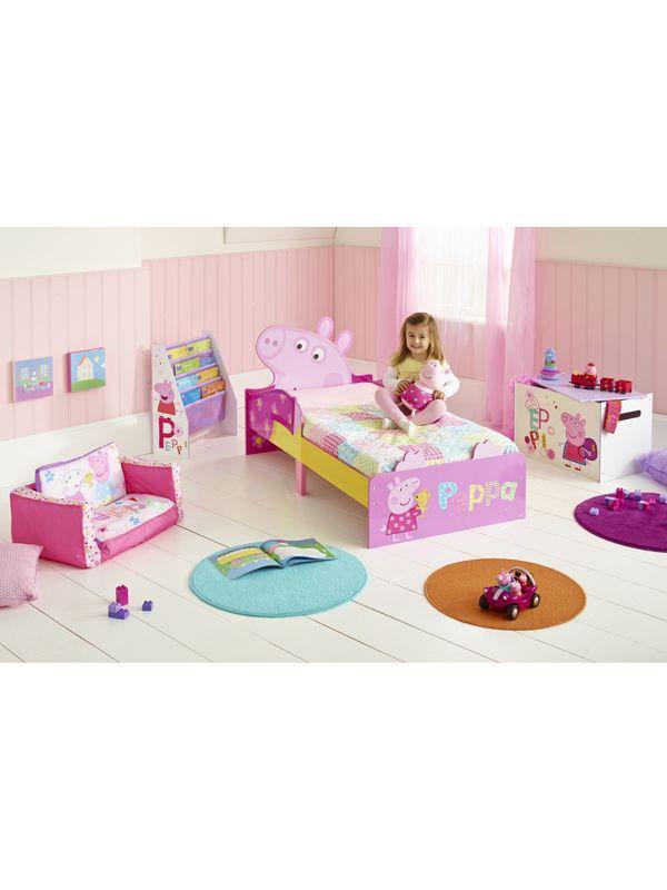 Peppa Pig SnuggleTime Toddler Bed. Peppa Pig SnuggleTime Toddler Bed   Peppa Pig   Pinterest