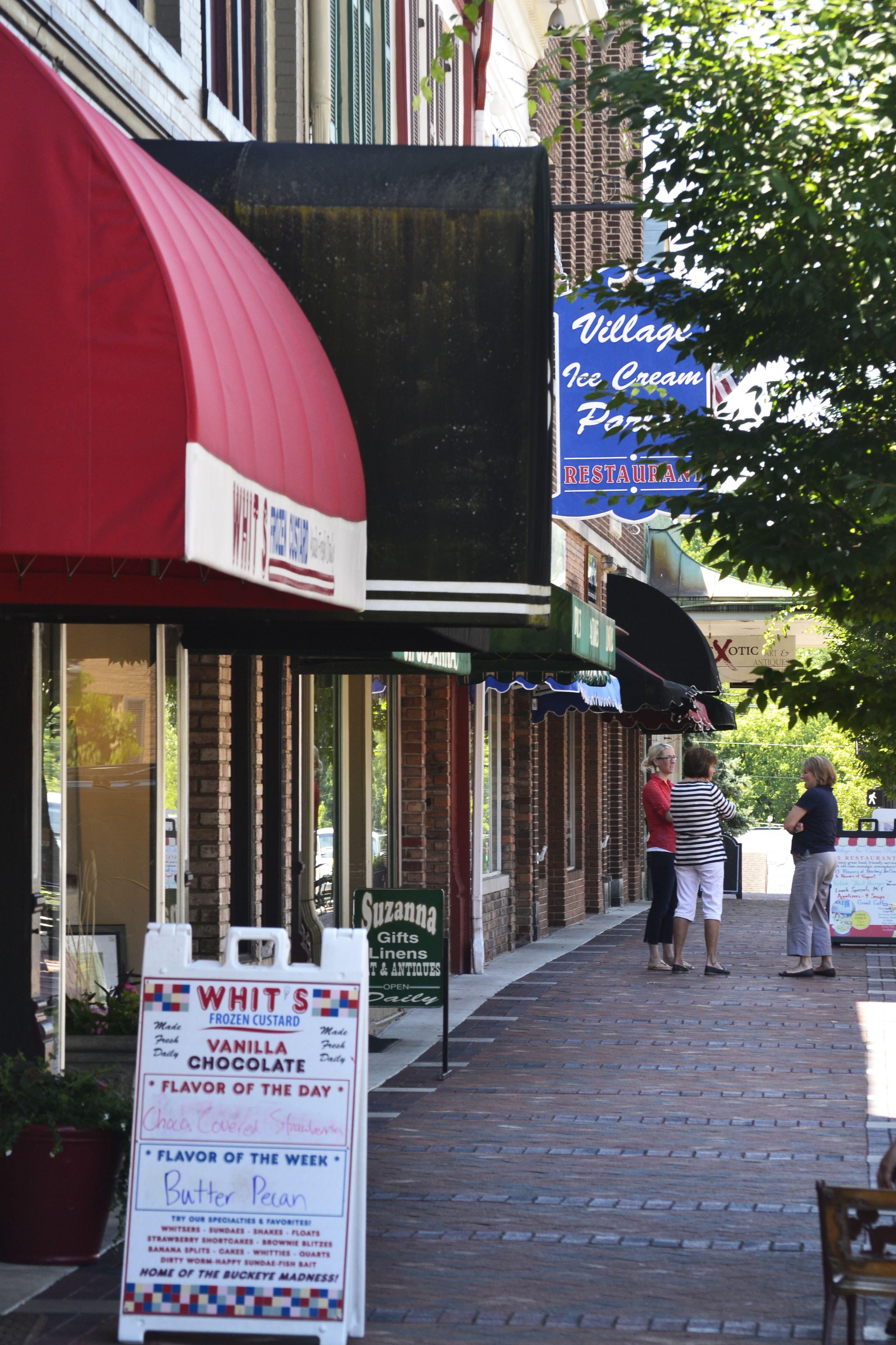 The Shops Of Downtown Lebanon Lebanon Ohio Lebanon Ohio Ohio Downtown