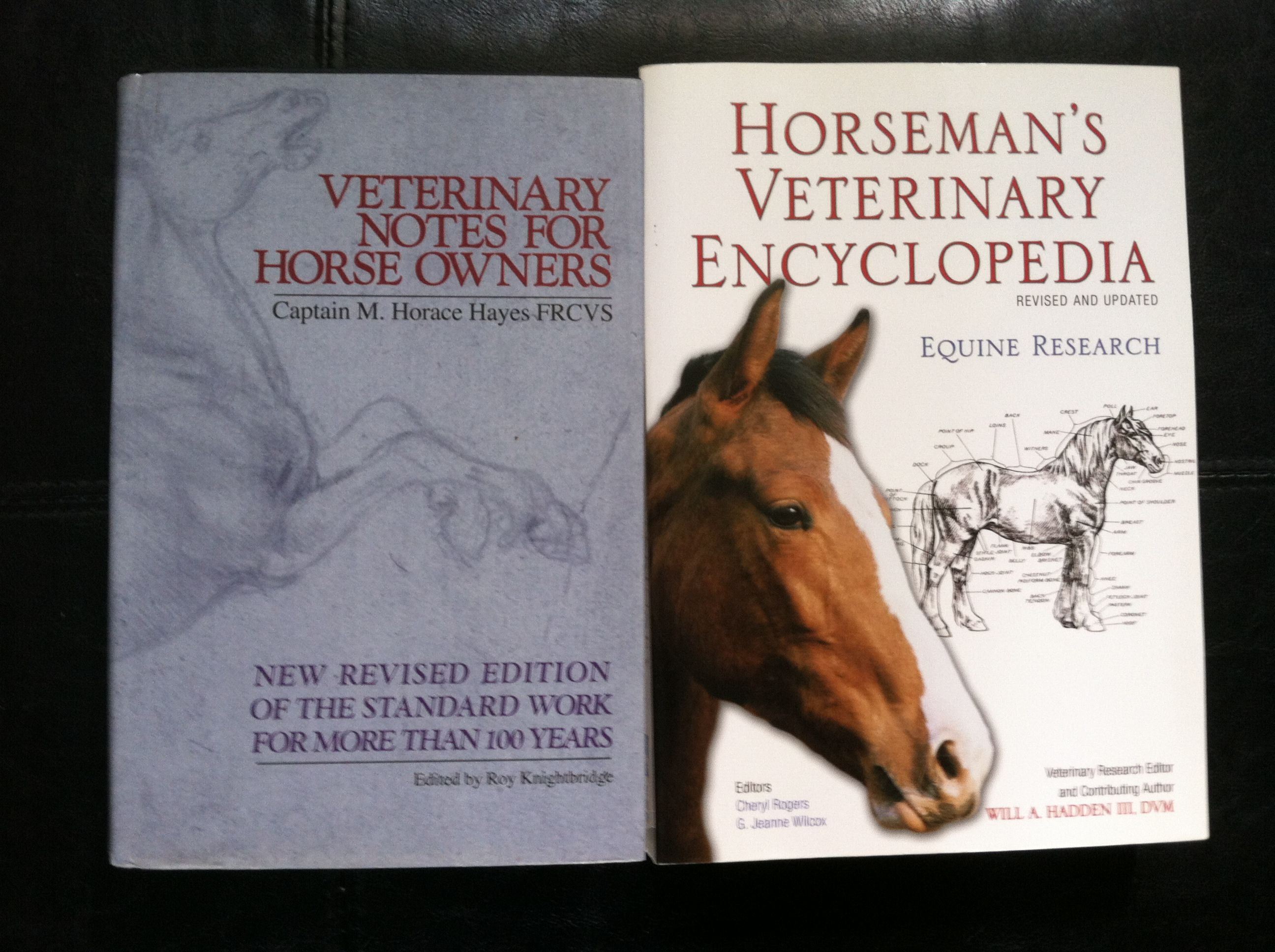 Equine Veterinary Book Set Both In Like New Condition Available As A Set For 40 Or Individually Veterinary Notes Horse Books Equine Veterinary Horse Owner