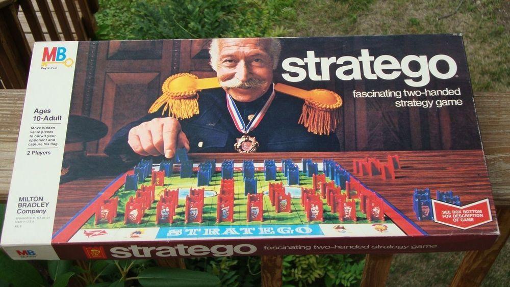 Vintage 1977 Milton Bradley Game Statego Board Game Complete - Estate - Ages 10+ #MiltonBradley