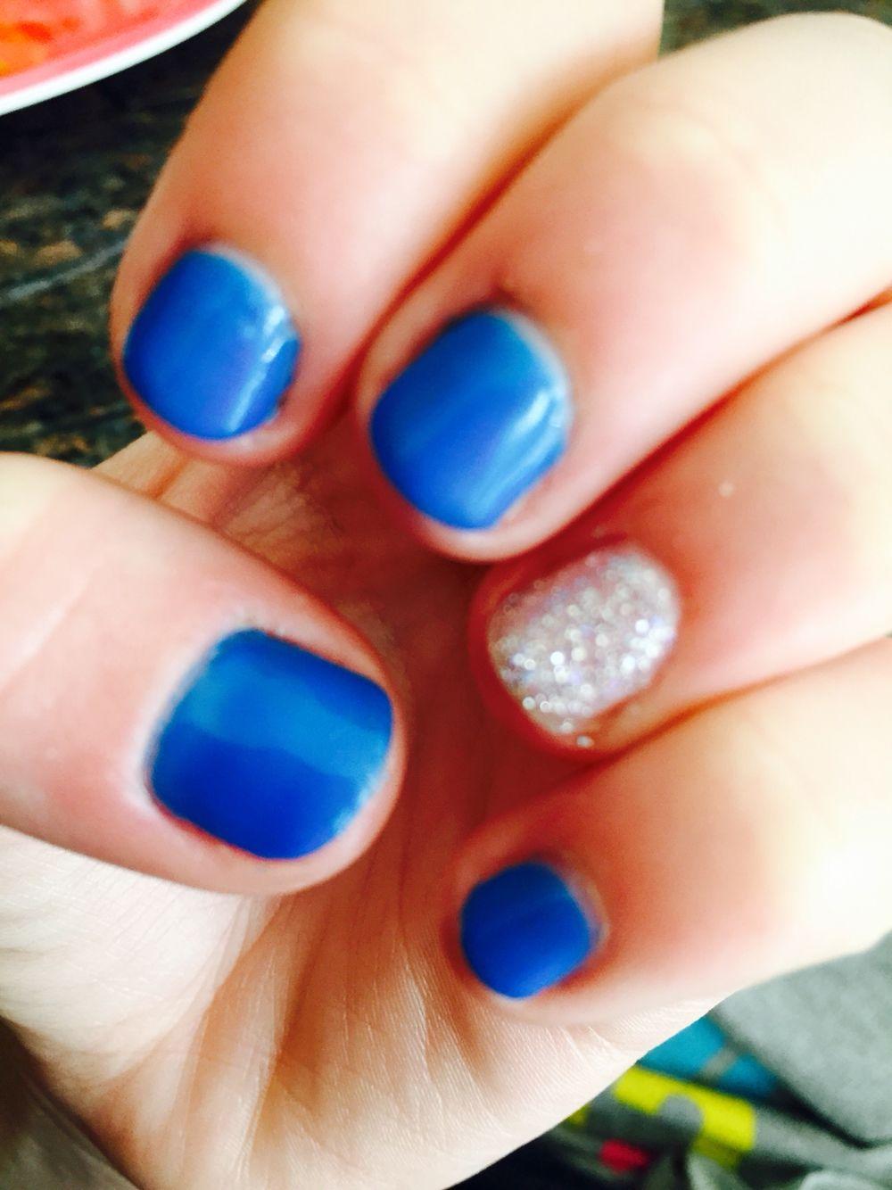 Fun spring nails   Nails   Pinterest   Spring nails