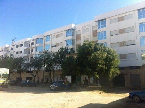 Logements Neufs avec Titre Foncier 8100DH (727€) /m2. Plein centre Tétouan