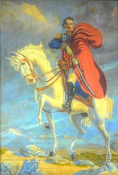 Antonio Jose De Sucre Southamerican Independence Hero Born In