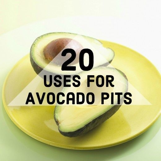 20 Ways to Use Avocado Seeds Who knew there were so many things to do with an avocado pit? Use them for cooking, beauty, craft projects, health benefits, and more! Ways to Use Avocado Seeds Who knew there were so many things to do with an avocado pit?  Use them for cooking, beauty, craft projects, health benefits, and more!Who knew there were so many things to do with an avocado pit?  Use them for cooking, beauty, craft projects, health benefits, and more!