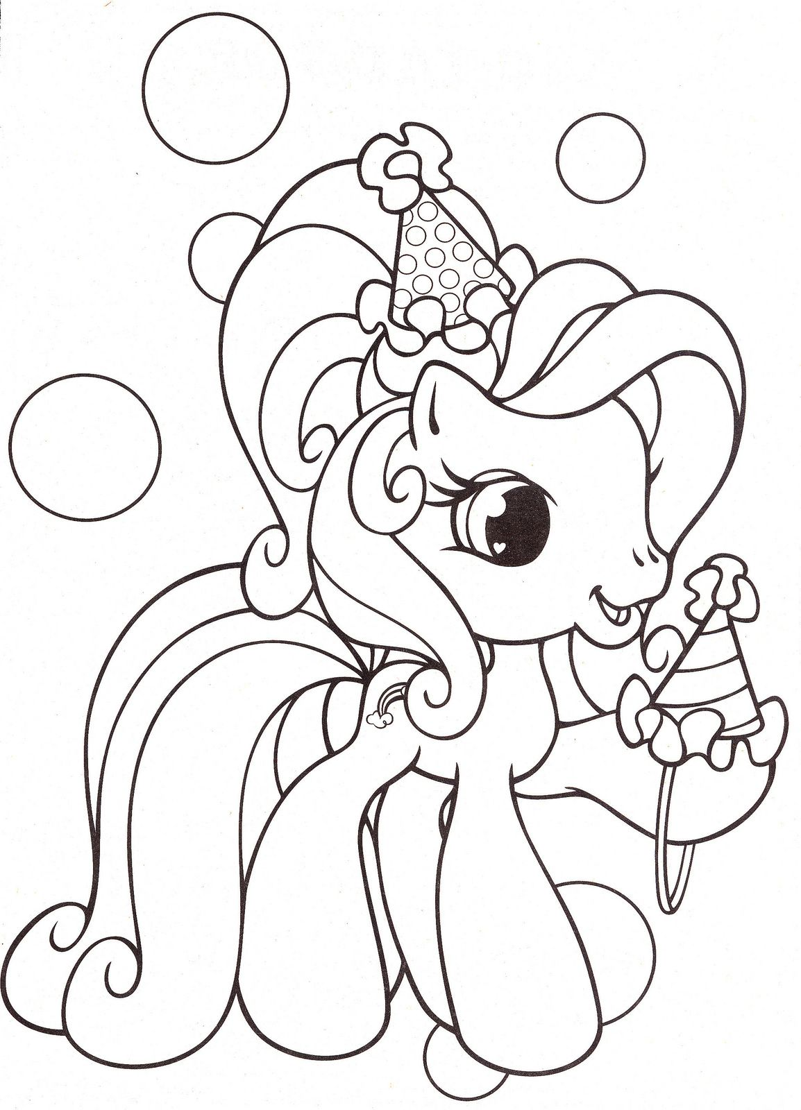 my-little-pony-coloring-pages-15 | Colorear, Dibujos para pintar y Molde