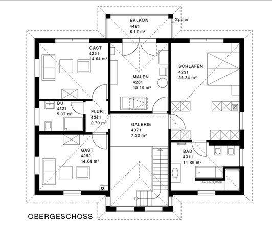 stadtvilla im jugendstil von haacke haus haus bau hauspl ne pinterest. Black Bedroom Furniture Sets. Home Design Ideas