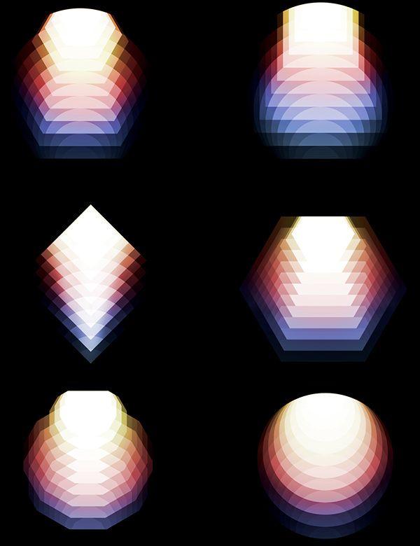 Sharp Led Lighting By Eiga Design Via