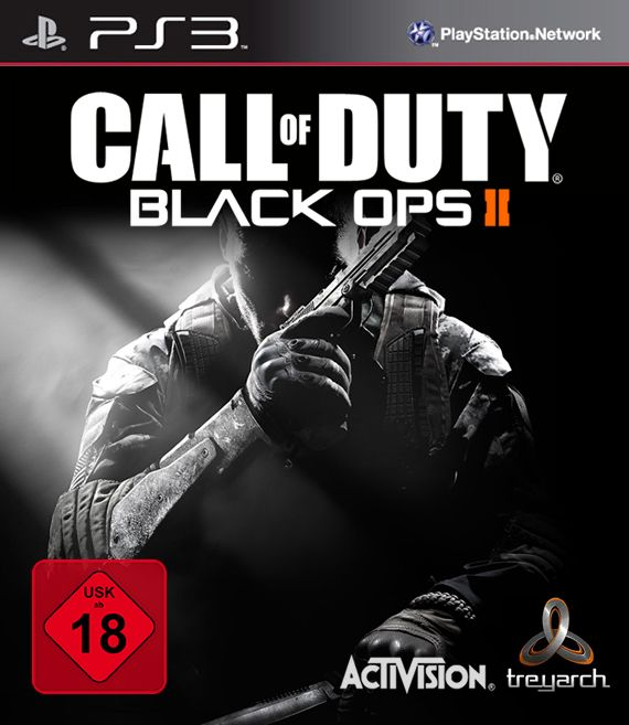 Call of Duty: Black Ops 2 (ps3) I stay on Multiplayer