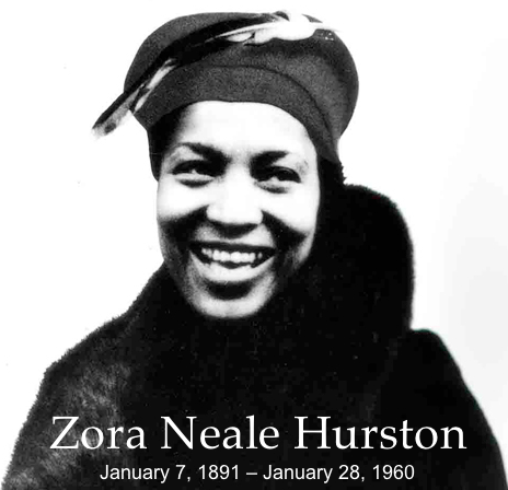 Zora Neale Hurston Social Media Web Design Woman Inspiration Video Essay
