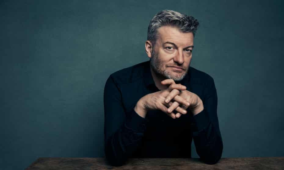 Charlie Brooker's Antiviral Wipe review – urgent, exasperated perfection | Television & radio | The Guardian