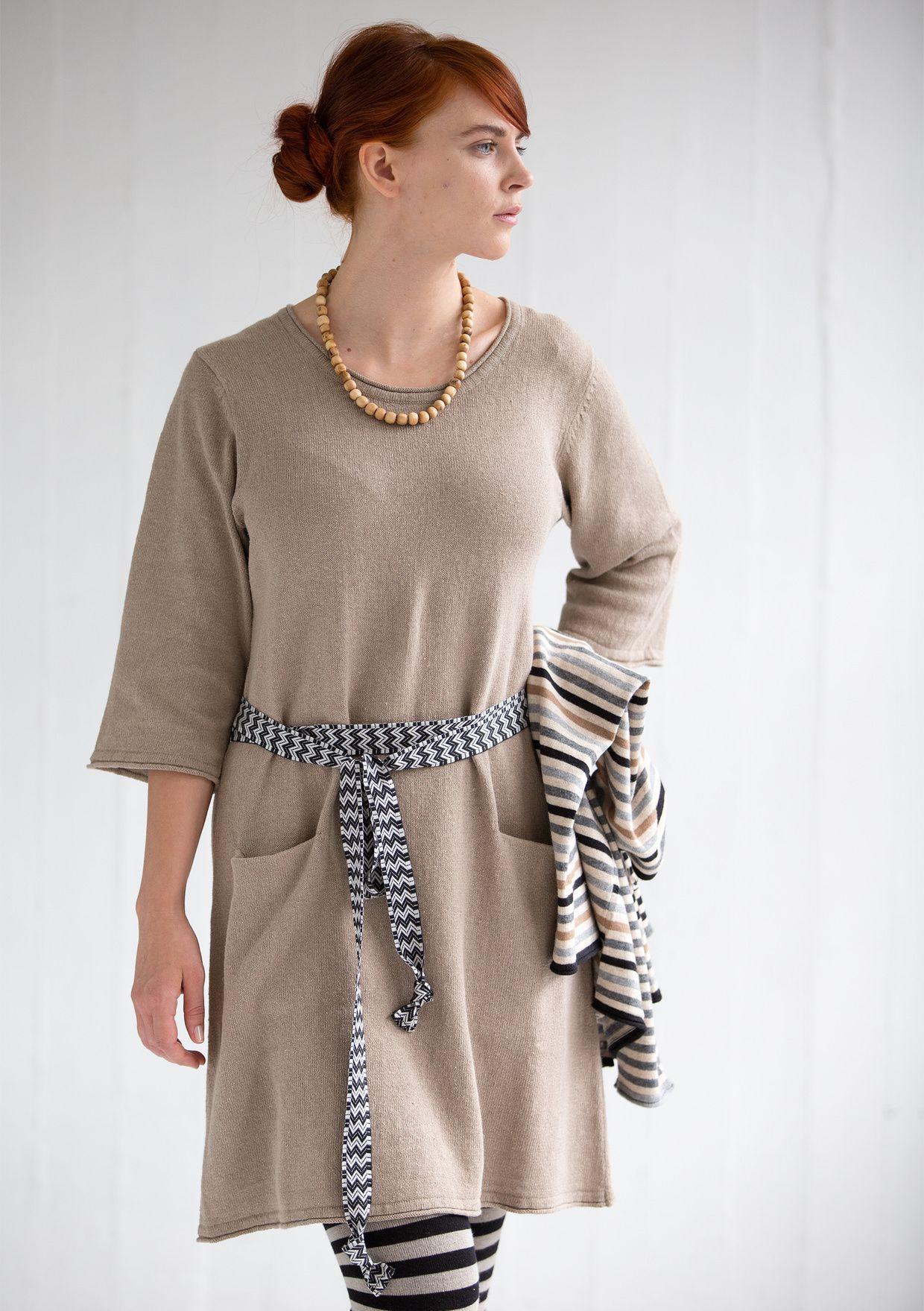 Tunika pellavaa/puuvillaa – Hameet & mekot – GUDRUN SJÖDÉN - vaatteita verkossa ja postimyynnissä
