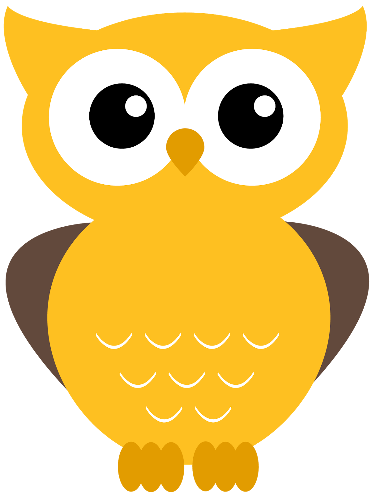 Giggle and Print | Owl Clipart | Pinterest | Wings, Printables and ...