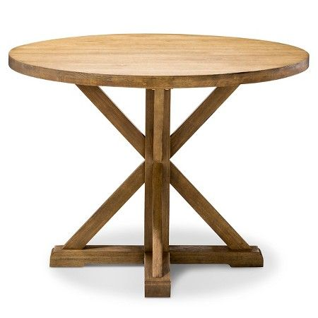 Farmhouse 42 Round Dining Table Acorn Target 262 49 Sale