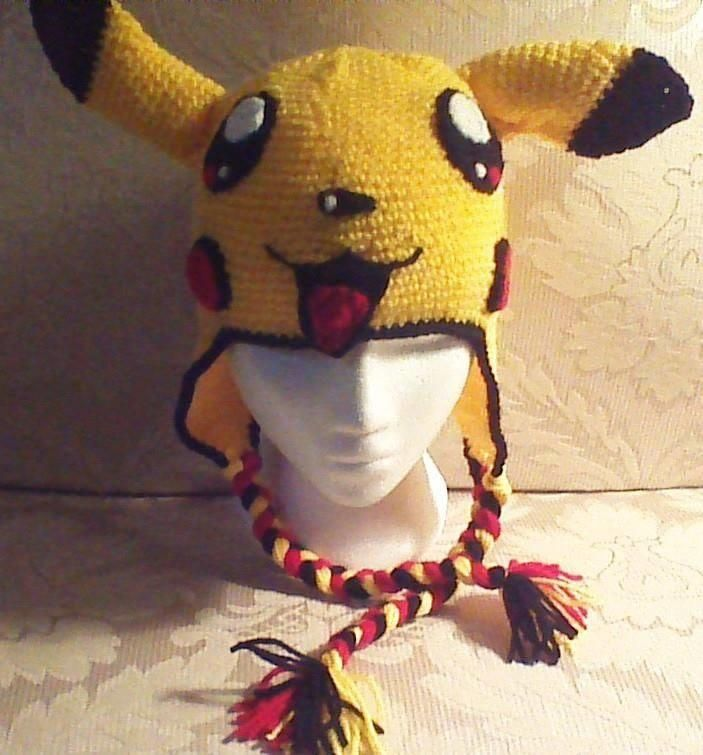 Character Hat by Craftybear