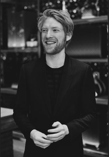 That smile. Domhall Gleeson.