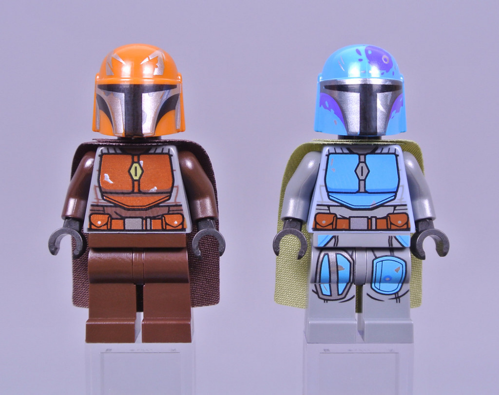 Review 75267 Mandalorian Battle Pack Lego star wars