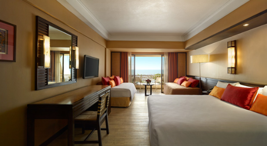 Park Royal Penang Family Room Master Family Room Hotel Suites